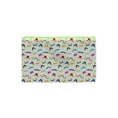 Mustaches Cosmetic Bag (XS)