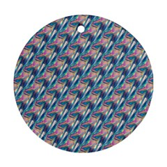 holographic Hologram Ornament (Round)