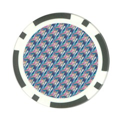 holographic Hologram Poker Chip Card Guard (10 pack)