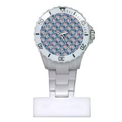 holographic Hologram Plastic Nurses Watch