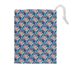 holographic Hologram Drawstring Pouches (Extra Large)