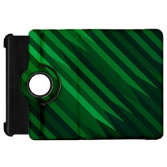 Abstract Blue Stripe Pattern Background Kindle Fire HD 7