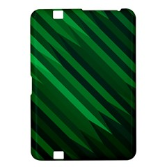 Abstract Blue Stripe Pattern Background Kindle Fire HD 8.9