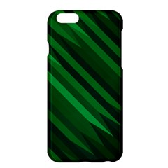 Abstract Blue Stripe Pattern Background Apple iPhone 6 Plus/6S Plus Hardshell Case