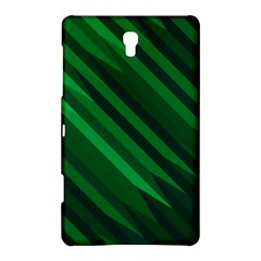 Abstract Blue Stripe Pattern Background Samsung Galaxy Tab S (8.4 ) Hardshell Case