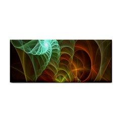Art Shell Spirals Texture Cosmetic Storage Cases
