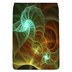 Art Shell Spirals Texture Flap Covers (L)