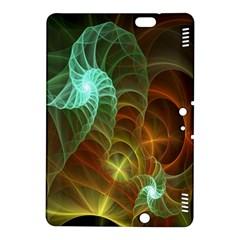 Art Shell Spirals Texture Kindle Fire HDX 8.9  Hardshell Case