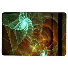 Art Shell Spirals Texture iPad Air 2 Flip