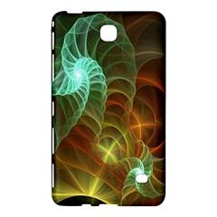 Art Shell Spirals Texture Samsung Galaxy Tab 4 (8 ) Hardshell Case