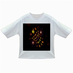 Art Design Image Oily Spirals Texture Infant/toddler T Shirts