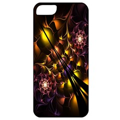 Art Design Image Oily Spirals Texture Apple iPhone 5 Classic Hardshell Case