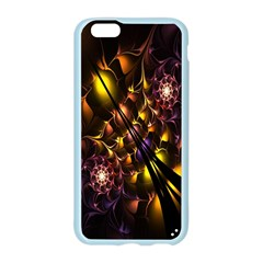 Art Design Image Oily Spirals Texture Apple Seamless iPhone 6/6S Case (Color)
