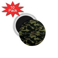 Camo Pattern 1.75  Magnets (10 pack)