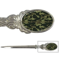 Camo Pattern Letter Openers