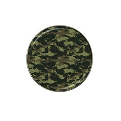 Camo Pattern Hat Clip Ball Marker (10 Pack)