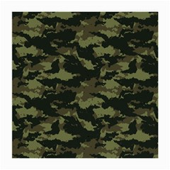 Camo Pattern Medium Glasses Cloth