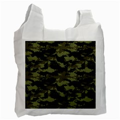 Camo Pattern Recycle Bag (Two Side)