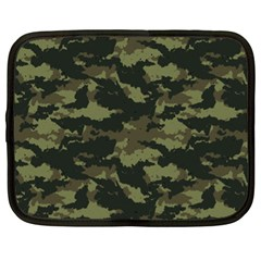 Camo Pattern Netbook Case (XL)