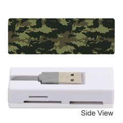Camo Pattern Memory Card Reader (stick)