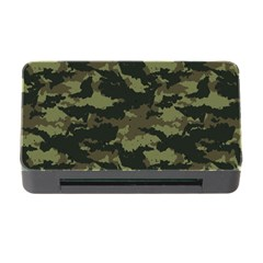 Camo Pattern Memory Card Reader with CF