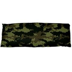 Camo Pattern Body Pillow Case Dakimakura (Two Sides)