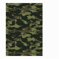 Camo Pattern Small Garden Flag (Two Sides)