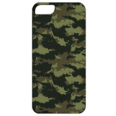 Camo Pattern Apple iPhone 5 Classic Hardshell Case