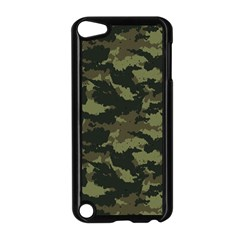 Camo Pattern Apple Ipod Touch 5 Case (black)