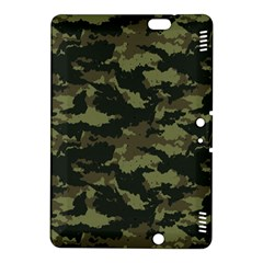 Camo Pattern Kindle Fire HDX 8.9  Hardshell Case