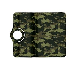 Camo Pattern Kindle Fire Hdx 8 9  Flip 360 Case