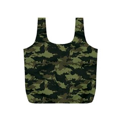 Camo Pattern Full Print Recycle Bags (s)