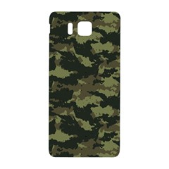 Camo Pattern Samsung Galaxy Alpha Hardshell Back Case
