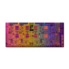 Circuit Board Pattern Lynnfield Die Cosmetic Storage Cases