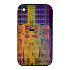 Circuit Board Pattern Lynnfield Die iPhone 3S/3GS
