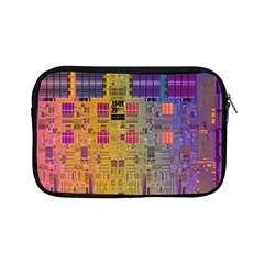 Circuit Board Pattern Lynnfield Die Apple Ipad Mini Zipper Cases