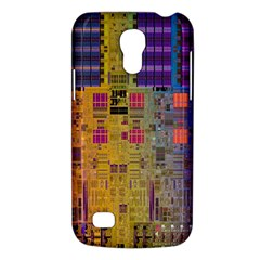 Circuit Board Pattern Lynnfield Die Galaxy S4 Mini