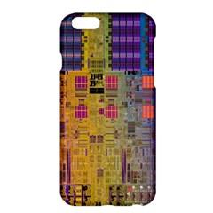 Circuit Board Pattern Lynnfield Die Apple iPhone 6 Plus/6S Plus Hardshell Case