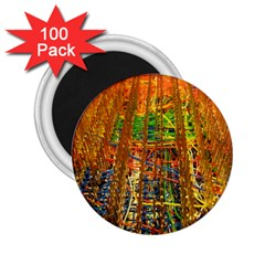 Circuit Board Pattern 2.25  Magnets (100 pack)