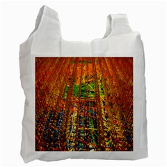 Circuit Board Pattern Recycle Bag (one Side)