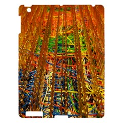 Circuit Board Pattern Apple iPad 3/4 Hardshell Case