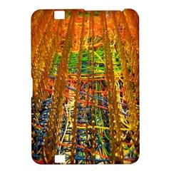 Circuit Board Pattern Kindle Fire HD 8.9