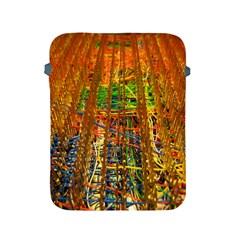 Circuit Board Pattern Apple iPad 2/3/4 Protective Soft Cases