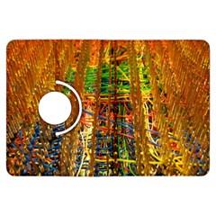 Circuit Board Pattern Kindle Fire HDX Flip 360 Case