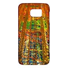 Circuit Board Pattern Galaxy S6