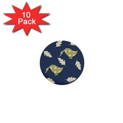 Duck Tech Repeat 1  Mini Buttons (10 Pack)
