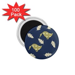 Duck Tech Repeat 1 75  Magnets (100 Pack)
