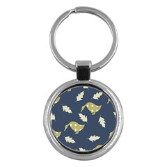 Duck Tech Repeat Key Chains (Round)