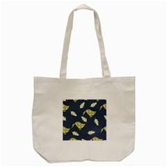 Duck Tech Repeat Tote Bag (Cream)