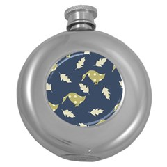 Duck Tech Repeat Round Hip Flask (5 oz)